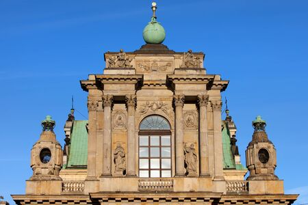 neoclassical: Church of the Assumption of the Blessed Virgin Mary and St. Joseph the Betrothed (Carmelite Church)