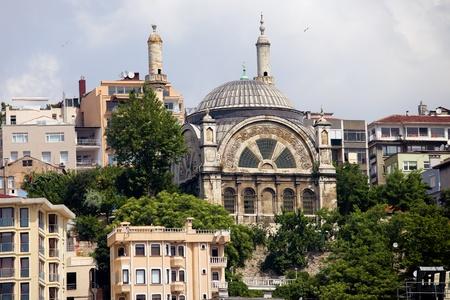 Cihangir Mosque in Istanbul, Turkey, Beyoglu district. Stock Photo - 18464394