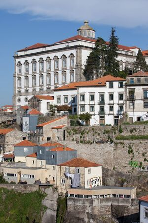episcopal: Episcopal Palace of Porto in Portugal. Editorial