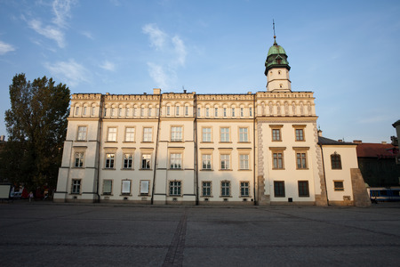 ethnographic: Poland, Krakow, Kazimierz District, former Town Hall on Wolnica Square (Plac Wolnica), now Ethnographic Museum.