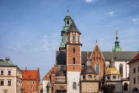 religious building: Wawel Cathedral (Polish: Katedra Wawelska, na Wawelu) in Krakow, Poland.