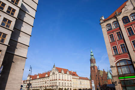 wroclaw: City of Wroclaw in Poland