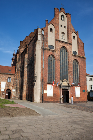 religious building: St Joseph Church in Gdansk, Poland