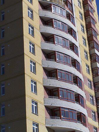 storied: Urban Building Stock Photo