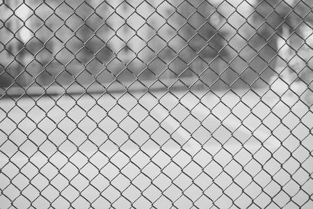 rabitz: Fence mesh for background