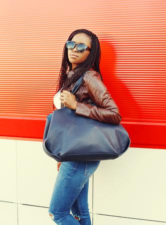 modelos negras: Retrato hermosa mujer africana
