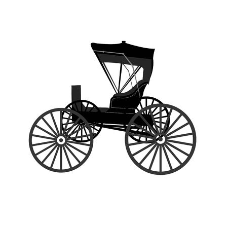 brougham: Carriage Illustration