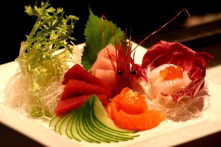 Sushi Platter Stock Photo - 250104