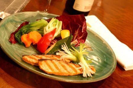 Sushi dinner Stock Photo - 250113