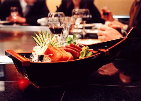 Sushi platter Stock Photo - 250134