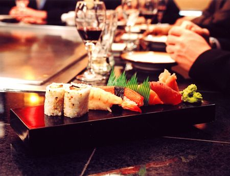 Sushi Platter Stock Photo - 250135