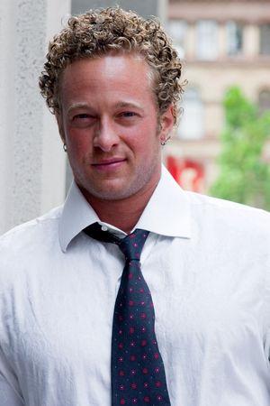 Portrait of a young business executive  Reklamní fotografie