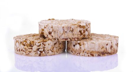 dietetic loaves from bran and germ of wheat Stock Photo - 11049257