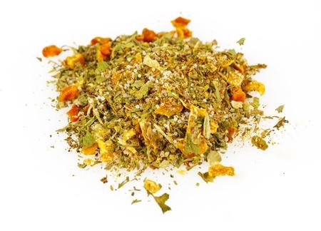 sharp condiments Stock Photo