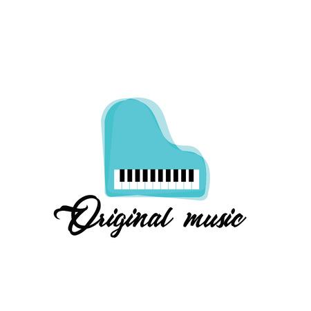 vynil: Music style logo icon templates. Music logo, music icon. Brand logo. Melody, music, decor, disc logo. Music Studio design. Music stores logo. Sound logotype. Piano logo icon