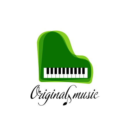 vynil: Music style logo icon templates. Music logo, music icon. Brand logo. Melody, music, decor, disc logo. Music Studio design. Music stores logo. Musical groups icon. Sound logotype. Piano logo icon
