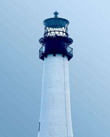 Cape Florida Lighthouse Stock Photo - 417318