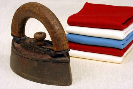 Vintage Iron 版權商用圖片 - 2665098
