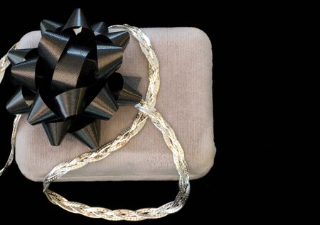 Sterling Necklace with Gift Box