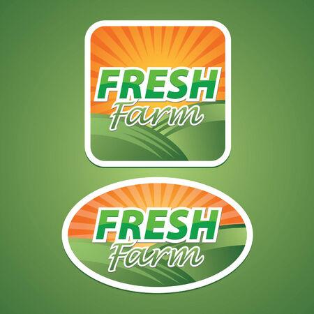 preservatives: Sticker, icono o etiqueta para Fresh Granja