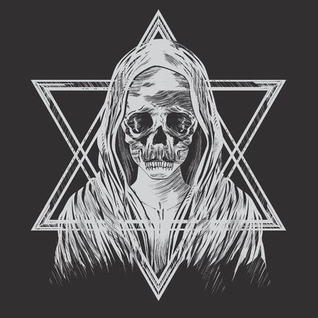 engel tattoo: Satan