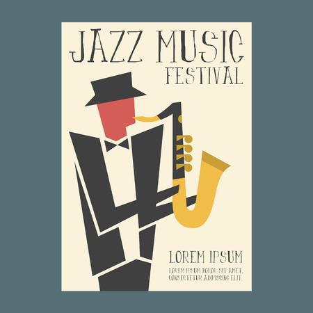 saxofón: Reproductores de música de jazz con saxofón