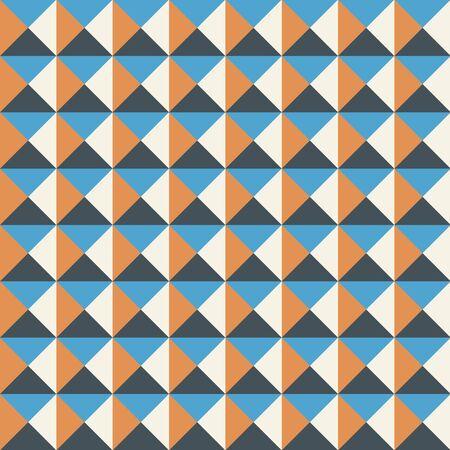vector mosaic background Illustration