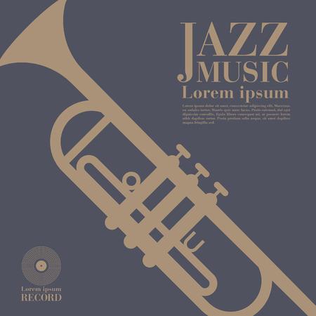 brass instrument: jazz