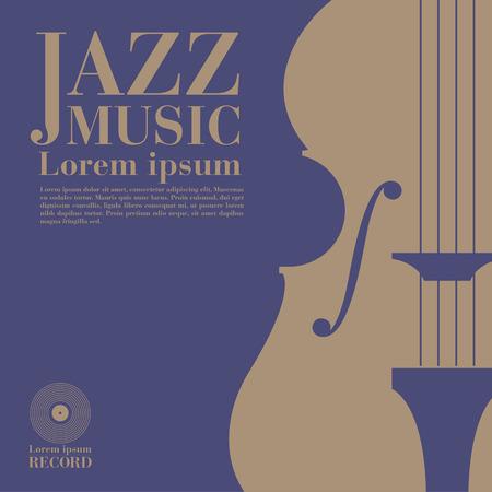 jazz Banco de Imagens - 44050298