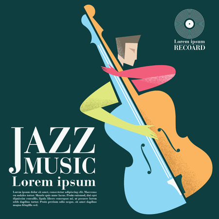 jazz musician: jazz music