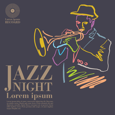 jazz Banco de Imagens - 58045250