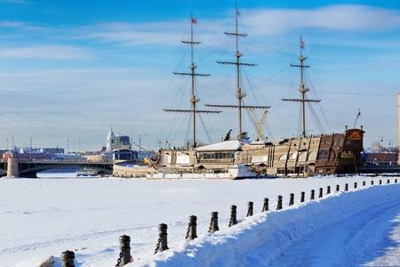 Saint Petersburg (Sankt-Peterburg), Russia. The neighborhood of St. Petersburg. Views of the City. photo