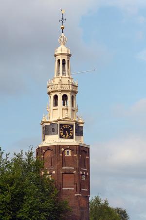 The Westerkerk. Amsterdam