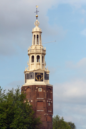 westerkerk: The Westerkerk. Amsterdam