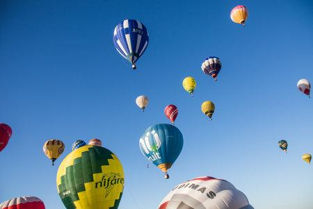 air: Air ballons in the air