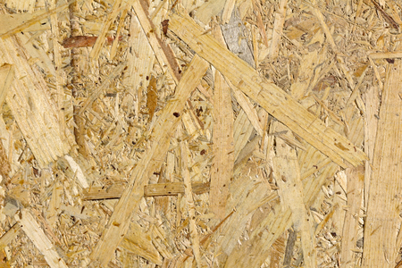 plies: Osb Material Texture - Recycled Compressed Wood Chippings Board, Plywood Texture.