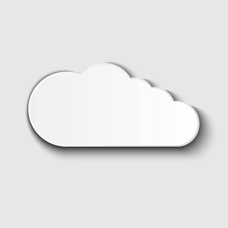 Vector Background With Clouds Royalty Free Cliparts Vectors And