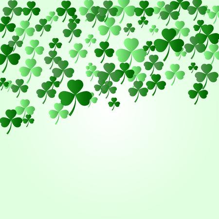 st patrick s day: St. Patrick s Day Background. Illustration