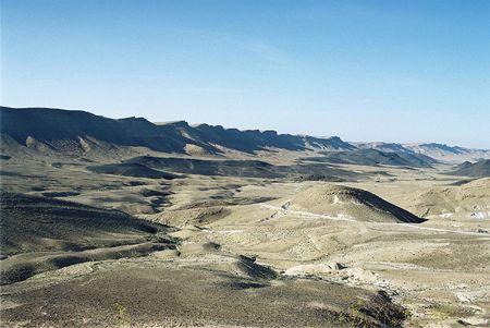 judean desert: Judean desert