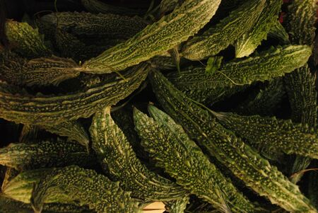 textures: Strange textures from a Sicilian zucchini market