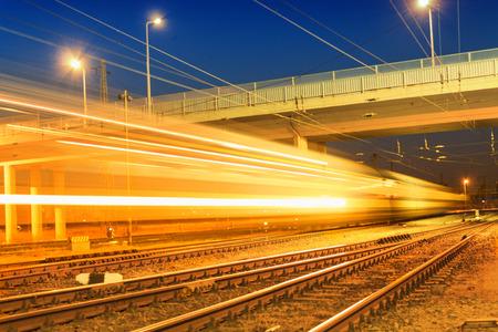treno espresso: notte treno espresso, Ungheria