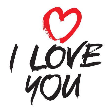 i love you sign: Vector sign I love You Illustration