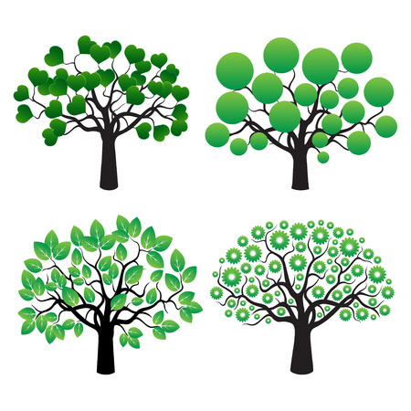Set of Vector Trees.