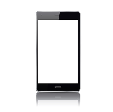 smart phone: Smart phone. Vector Illustration. Illustration
