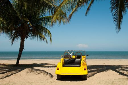 Beach Buggy in Thailand