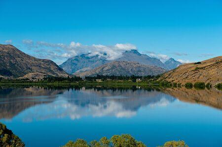 Lake Hayes, Central Otago, New Zealand photo