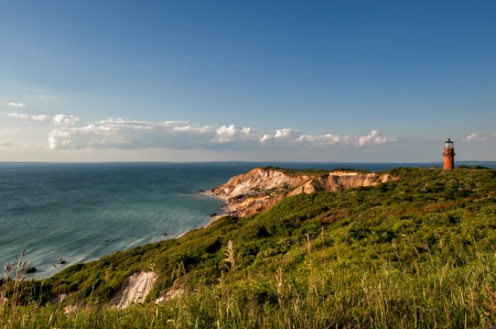 Head Light, Martha s Vineyard, Aquinnah, MA   photo