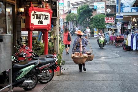 hin hua: Hua Hin, Thailand � January 21, 2013  A typical street scene in Hua Hin  Hua Hin is a major tourist destination in Thailand