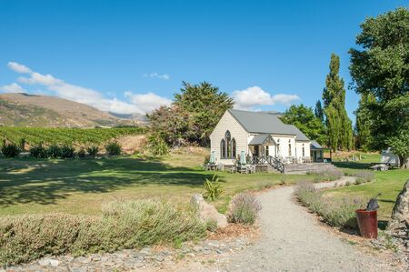 cabernet sauvignon: Gibbston Valley in Central Otago wine region on the South Island in New Zealand is mostly famous for its Pinot Noirs and white wines. Central Otago is the southernmost wine region in the world.