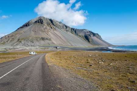 southeastern: Ring road and southeastern Iceland Stock Photo